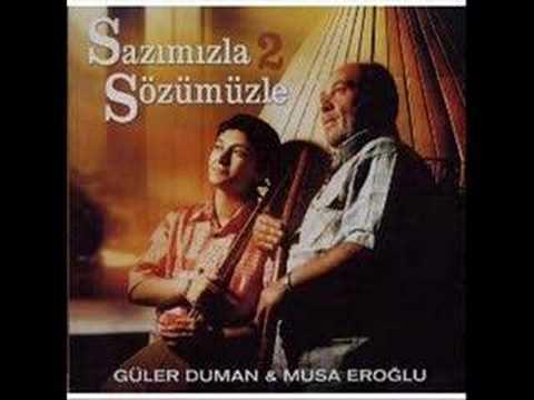 Musa Eroglu - Erzurum Daglari (Uzun Hava)