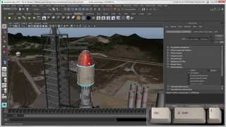 Softimage to Maya Bridge: Showing and Hiding Objects in Maya