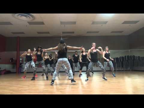 Booty, by Jennifer Lopez (feat. Pitbull), Choreo by Natalie Haskell for Dance Fitness