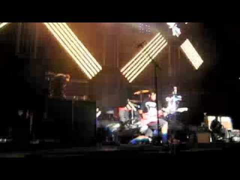 Blink-182 SUMMER TOUR 2009 KICK OFF