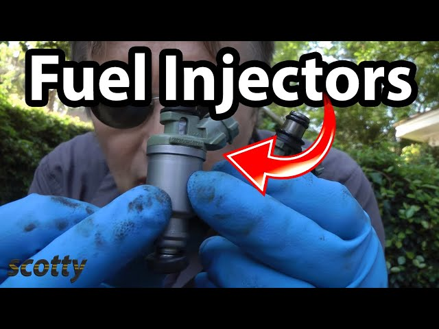 Replacing Fuel Injectors In Your Car - YouTube