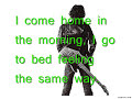 Bruce Springsteen - Dancing in the Dark (Lyrics)