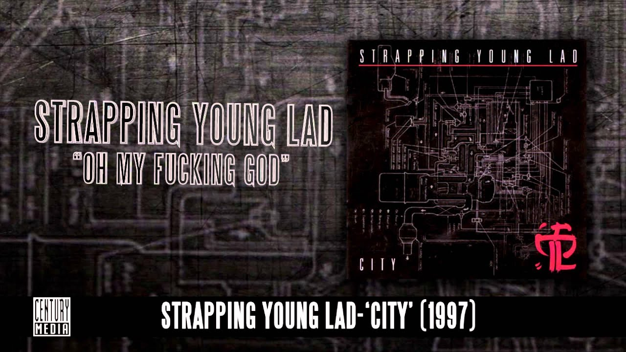 Strapping young lad city 320 mega