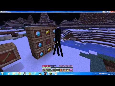 Minecraft Mod Tanıtımı !   Shape Shifter Z Mod (1.5.2 ) w/Abilities !
