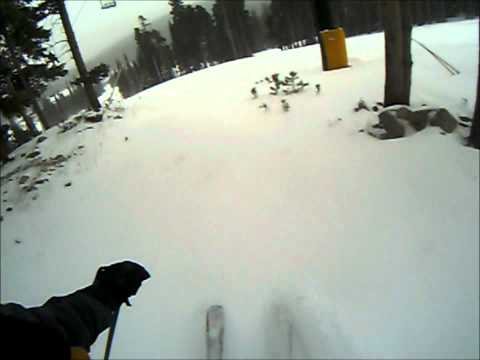 Eldora Mountain Resort 01/22/2011 POWDER DAY