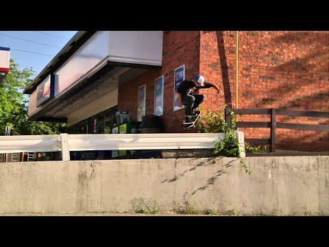 Kyle Purchase - 60 Seconds - SK8ONLY