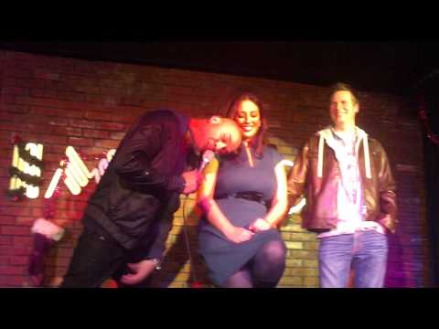 Jo Koy Show Proposal at the Adisson Improv 12-19-09