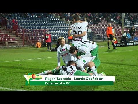 Kulisy meczu Pogoń Szczecin - Lechia Gdańsk