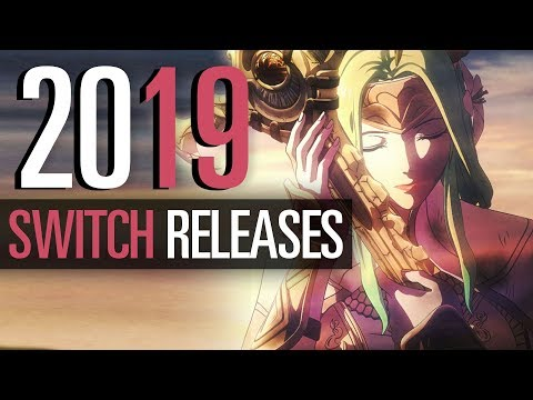 Switch-Releases 2019  Neue Nintendo Switch Spiele-Highlights