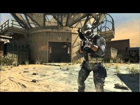 Modern Warfare 3 First Multiplayer Footage