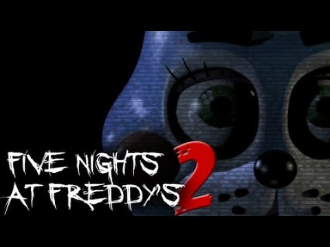 Трейлер Five Nights At Freddy's 2 на русском!