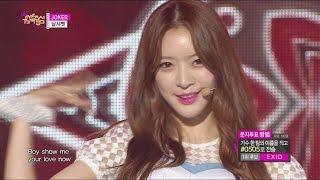 [HOT] DALSHABET - JOKER, 달샤벳 - 조커, Show Music core 20150502