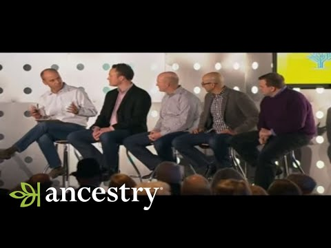 Ancestry.com LIVE @ RootsTech 2012: Tim Sullivan and an Ancestry.com Panel