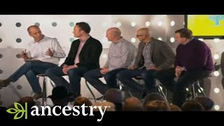 Ancestry.com LIVE @ RootsTech 2012: Tim Sullivan and an Ancestry.com Panel | Ancestry