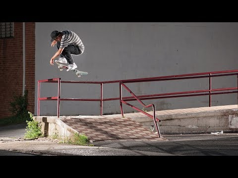 Trent McClung Goes Pro | Primitive Skate | Full Part