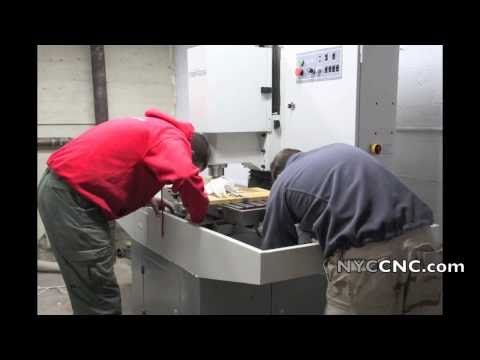 Tormach PCNC 1100 Milling Machine - Timelapse photo of unpacking, setup and installation