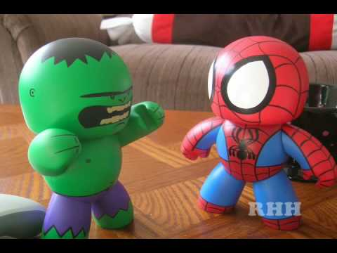 Superhero Muggs Episode 13: The Brawl