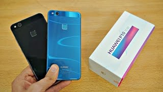 Huawei P10 Lite Unboxing & First Look! (4K)