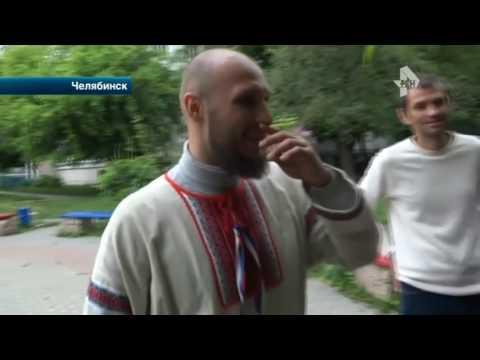 В Челябинске общественники решили разогнать пьяную компанию, захватившую детскую площадку