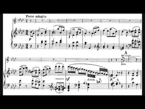 Феликс Мендельсон - Соната для скрипки и фортепиано