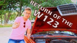 Return of The Mercedes-Benz W123