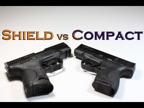 M&P Compact vs M&P Shield - Buying choices/decisions
