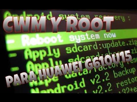 Como Rootear e Instalar CWM en Huawei G610-U15   BIEN EXPLICADO