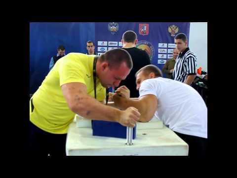Алексей ВАСИЛЬЧЕНКО vs Дмитрий БАЛАМУТОВ кат. 80кг (16.11.14) 1 поединок