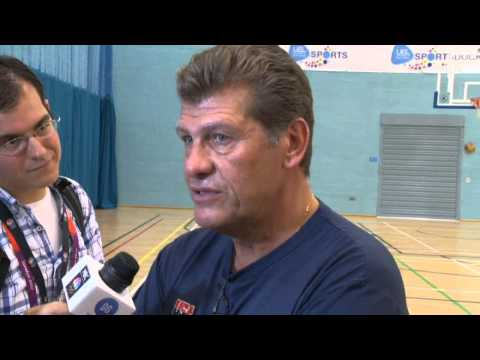 USA women`s basketball coach aware of France threat