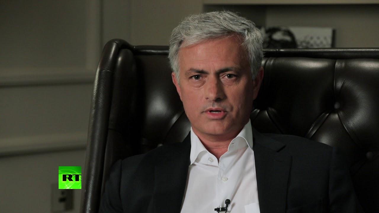 Mourinho's team talk: Russia vs. Saudi Arabia (World Cup predictions)