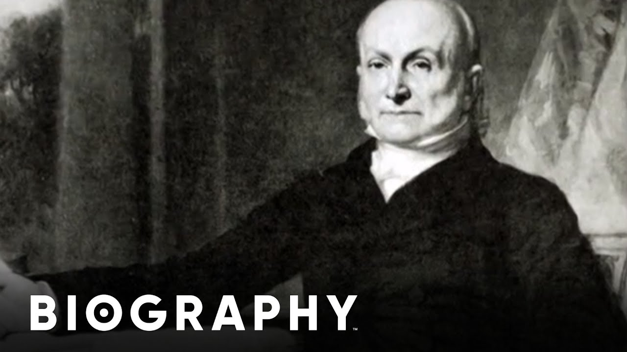 the biography and life work of john quincy adams 6th president of the united states In october of 1764, with this work completed, john married abigail and together they moved into the small farmhouse that three years later became the birthplace of their son, john quincy adams, the sixth president of the united states.