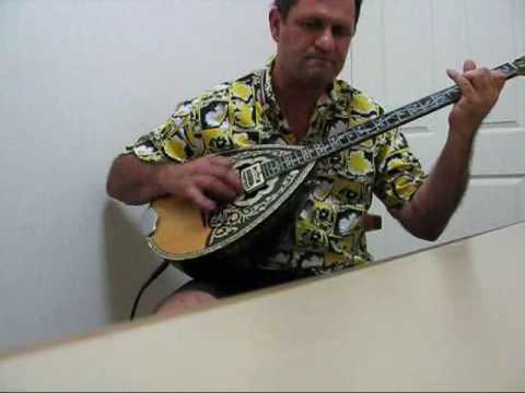 Never on Sunday Bouzouki instrumental