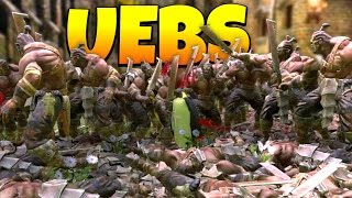 UEBS - Crazy Attack Penguins Kill Thousands of Ogres! - Ultimate Epic Battle Simulator Gameplay