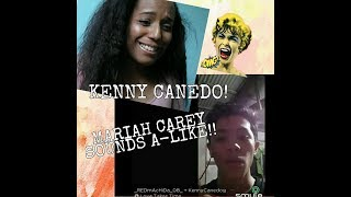 download lagu Kenny Canedo Covers -Through The Rain By Mariah Carey gratis