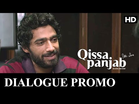 Qissa Panjab | Dialogue Promo | Song And Dance