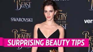 Emma Watson Makes Candid Pubic Hair Grooming Confession