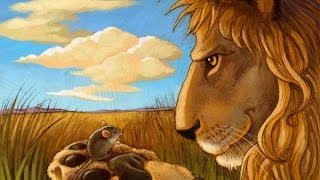 Story For Children In English - lion and mouse - hair and tortoise - thirsty crow