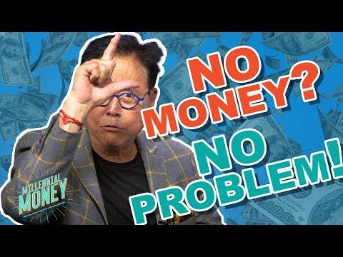 Download How To Invest With NO MONEY Down: Turn $0 Into Infinite Returns -Robert Kiyosaki Millennial Money Mp4 baru