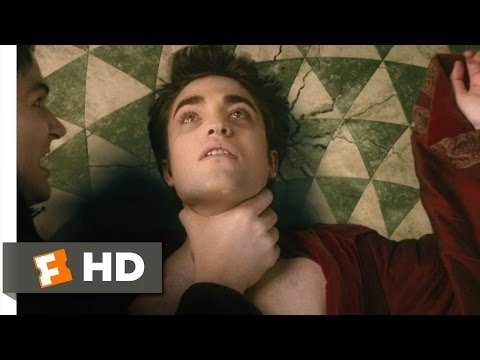 The Twilight Saga: New Moon (12/12) Movie CLIP - Volturi Fight (2010) HD
