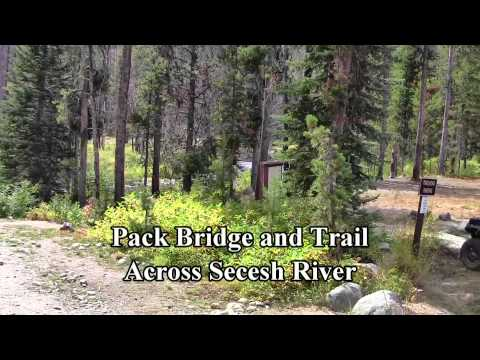 Chinook Campground & Secesh River Video