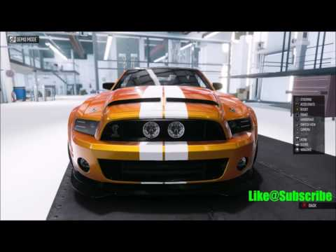 Killer GT 500 Build on The Crew