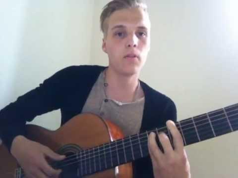 Outlandish - Aicha intro lesson on guitar