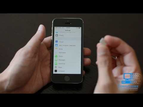 Straight Talk LTE Sim Swap Trick on iPhone 5S for Data & MMS on iOS 7 (no jailbreak) T-Mobile