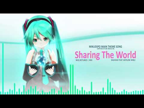 Hatsune Miku V3 English - Sharing The World [MJQ Full Retuned]