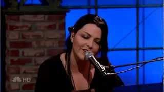 download lagu Evanescence - Lithium Live On Jay Leno gratis
