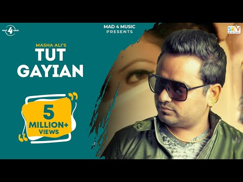 New Punjabi Song - tut Gayian | Masha Ali | Khanjar | Latest New Punjabi Songs video