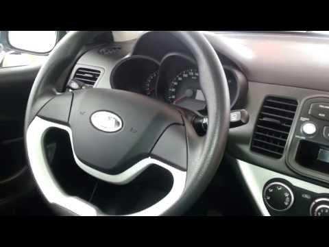 Interior Kia Picanto Ion 2014 video review Caracterist