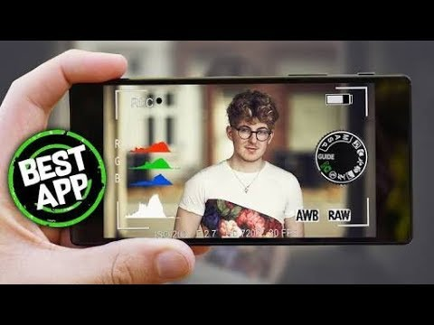 Best Camera Apps to take DSLR Quality Photos on Android - 2017 ⚡⚡⚡⚡⚡