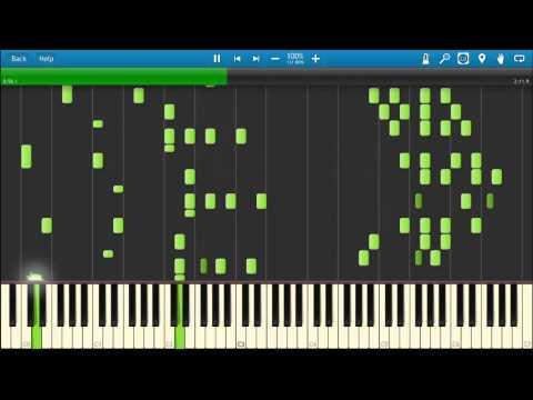 Megaman X5 - X vs Zero/Zero vs X theme (piano)