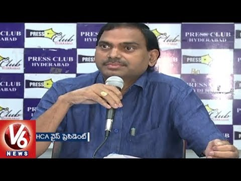 Apex Council Decision Is Final, Says HCA Vice President Anil Kumar | V6 News